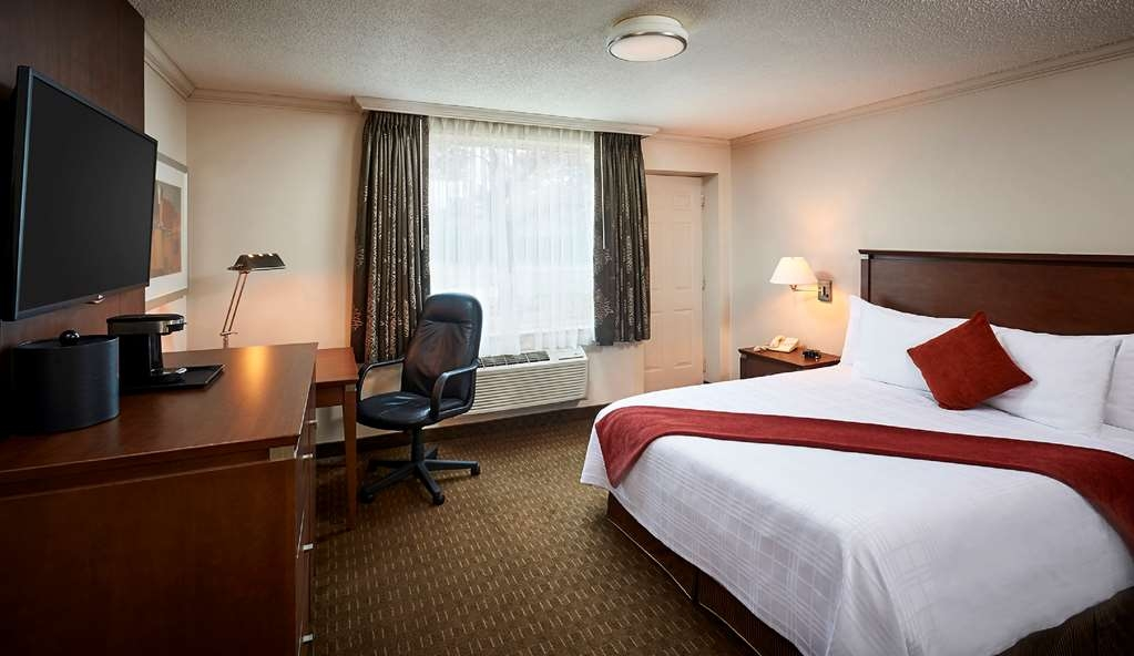 Best Western Plus Guildwood Inn - Guildwood Single Queen