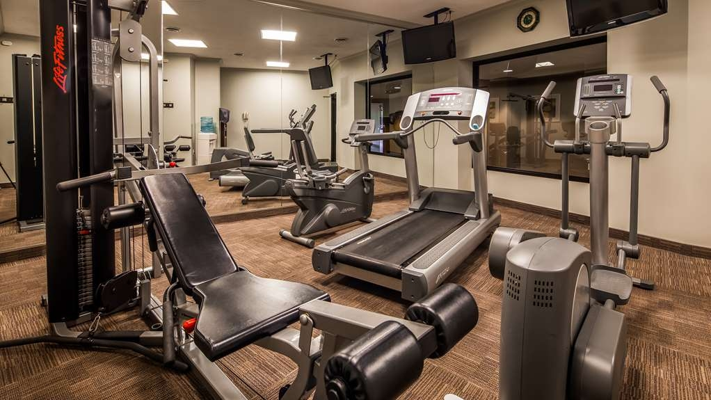 Best Western Plus Guildwood Inn - Fitness Centre