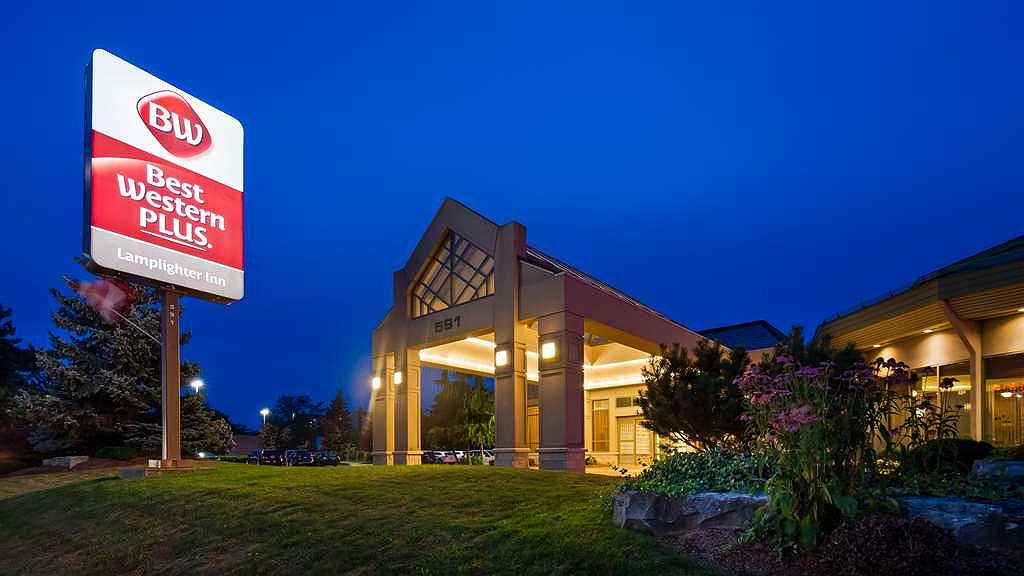 Best Western Plus Lamplighter Inn & Conference Centre - Aussenansicht