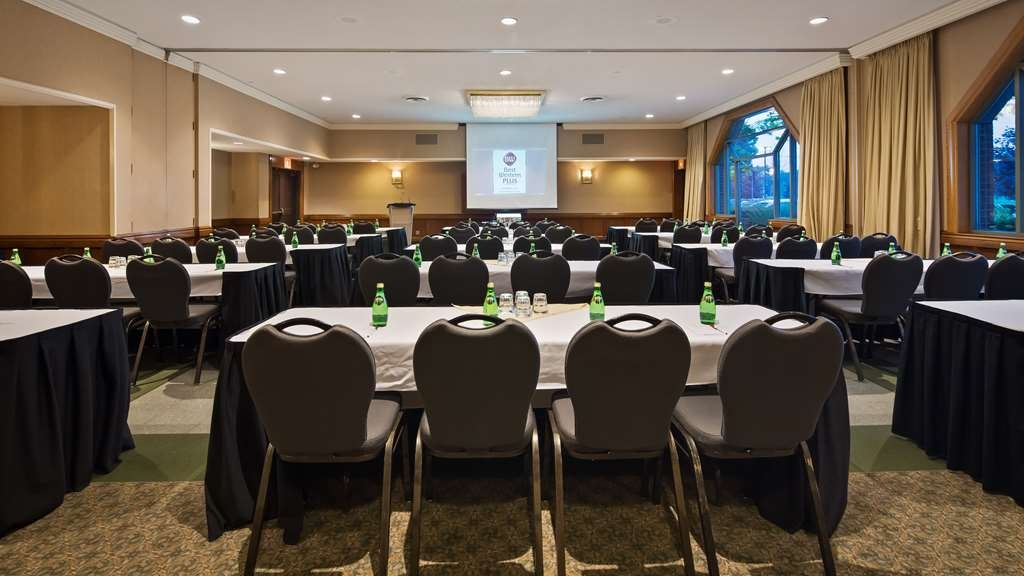 Best Western Plus Lamplighter Inn & Conference Centre - Sala de reuniones