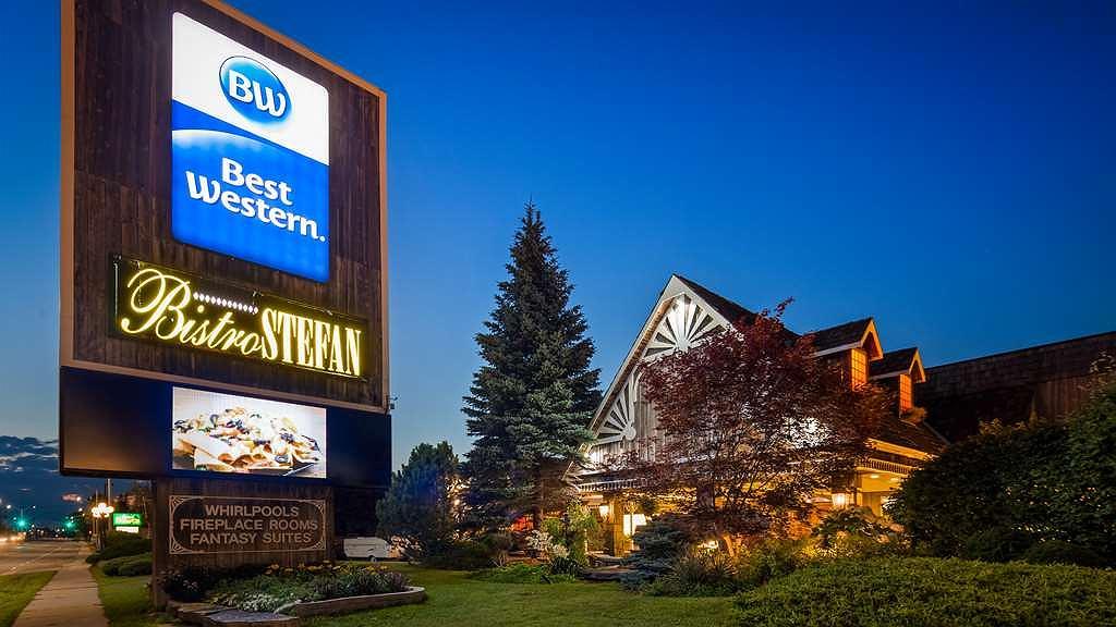 Best Western Fireside Inn - Vista exterior