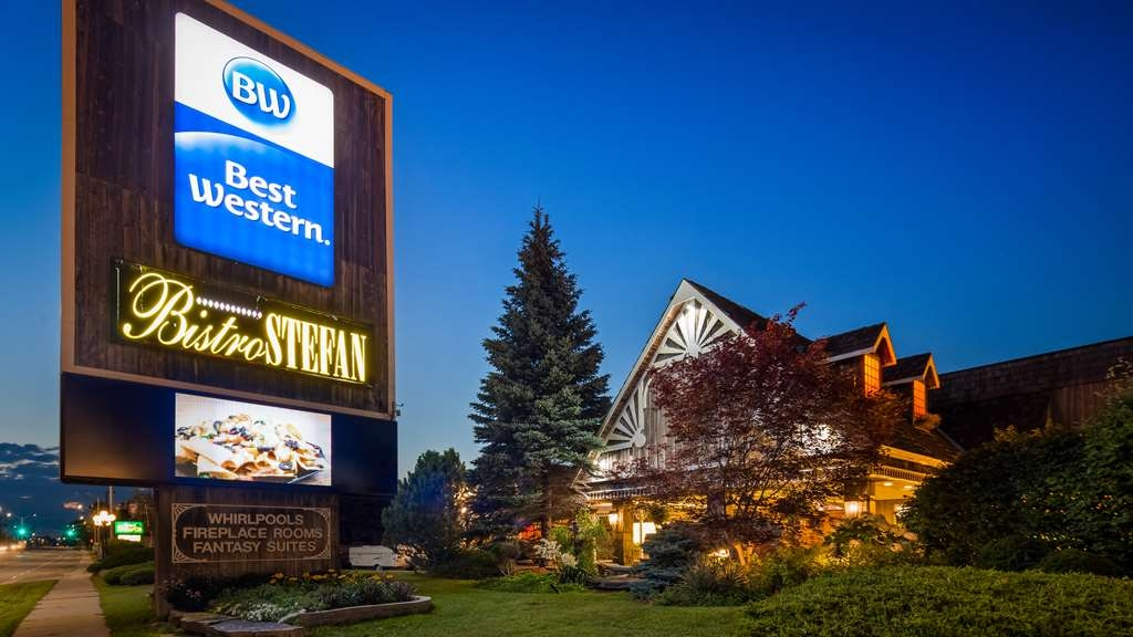 Best Western Fireside Inn - Welcome to the Best Western Kingston Fireside Inn!
