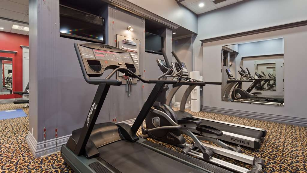 Best Western Parkway Inn & Conference Centre - Fitness Centre