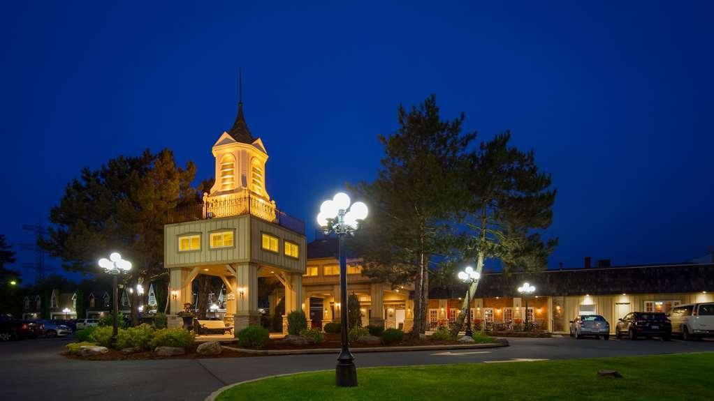 Best Western Parkway Inn & Conference Centre - Facciata dell'albergo