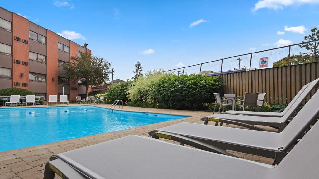 Best Western Plus Ottawa City Centre - Piscina
