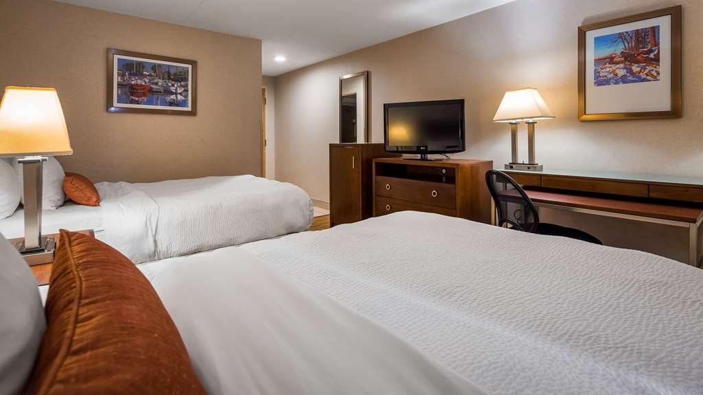 Best Western Belleville - Gästezimmer/ Unterkünfte