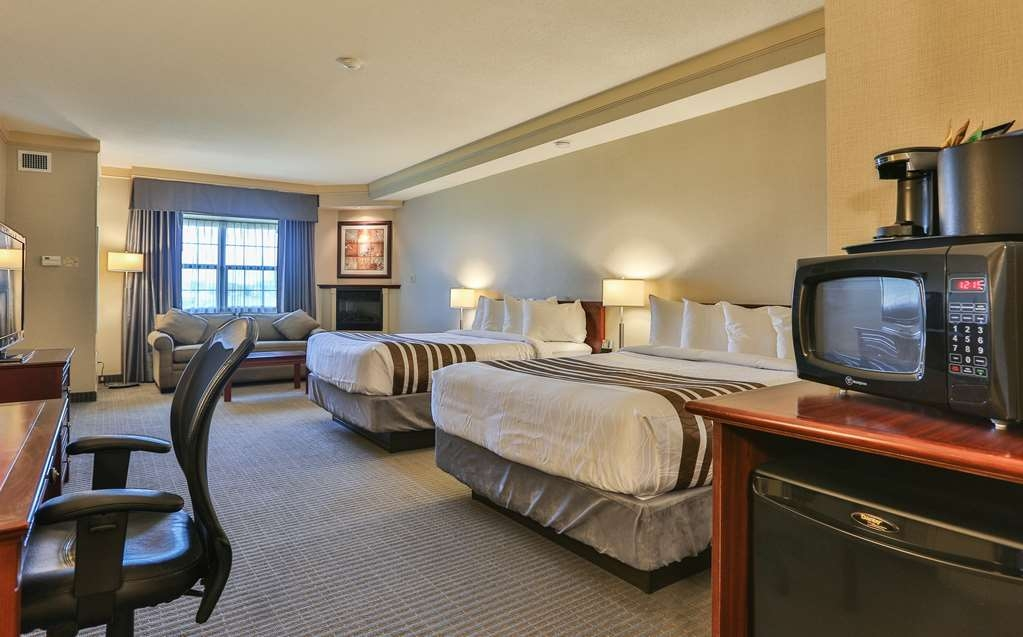 Best Western Brantford Hotel and Conference Centre - Chambres / Logements