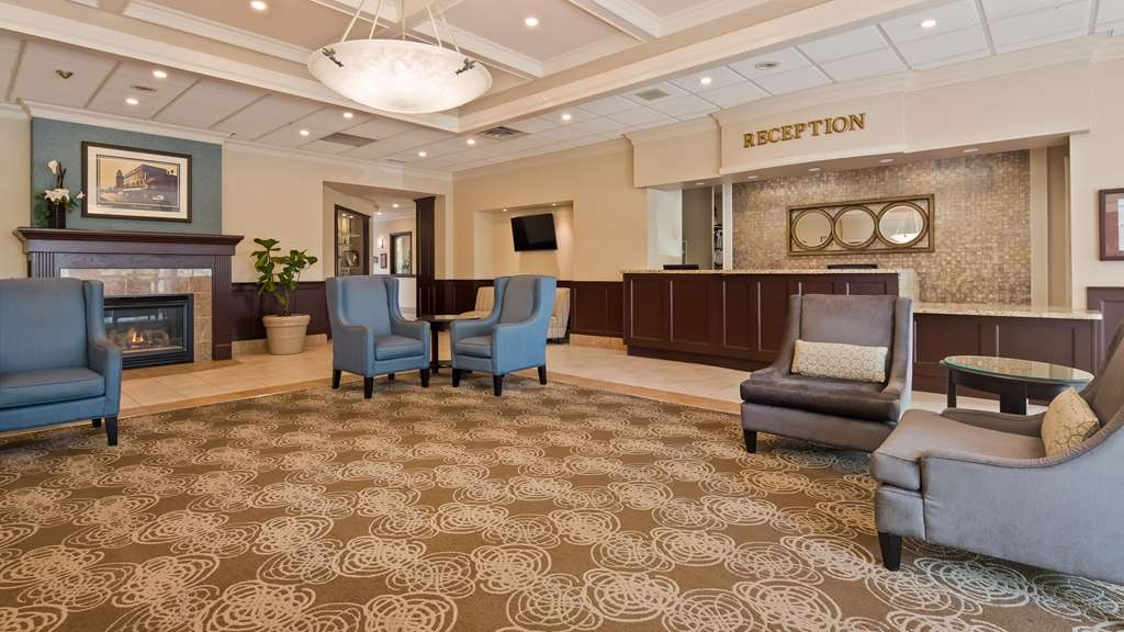 Best Western Brantford Hotel and Conference Centre - Vue du lobby