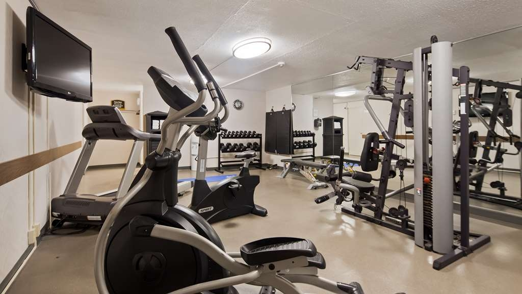Best Western Brantford Hotel and Conference Centre - Club de remise en forme