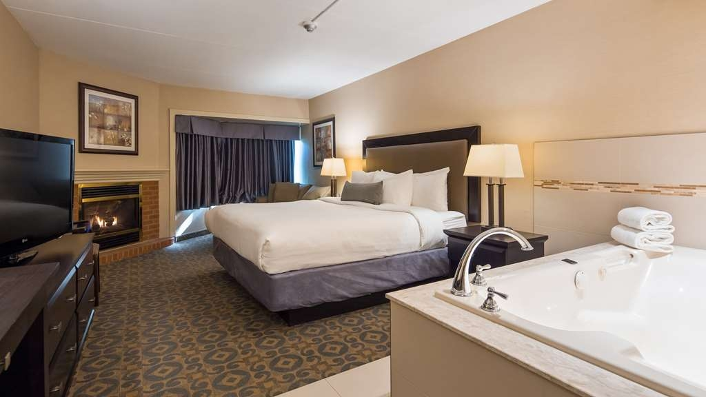 Best Western Brantford Hotel and Conference Centre - Chambre d'agrément