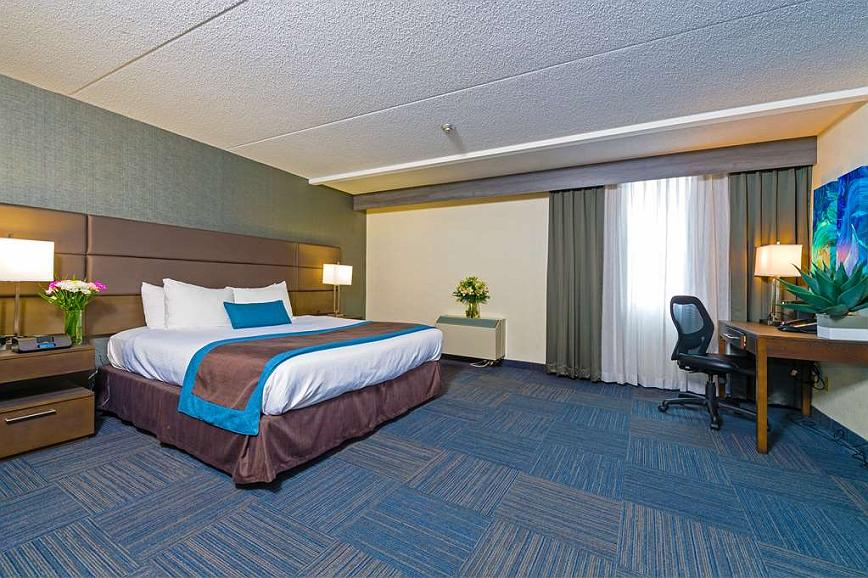 Hotel in Mississauga | Best Western Plus Toronto Airport Hotel