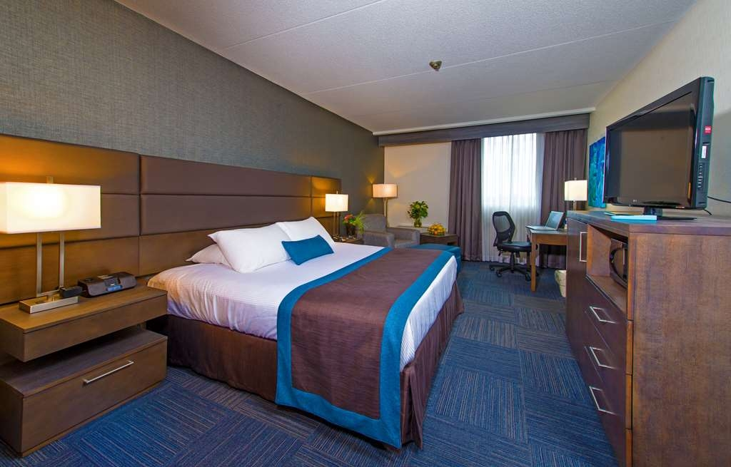 Best Western Plus Toronto Airport Hotel - Chambres / Logements