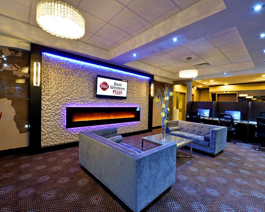 Best Western Plus Toronto Airport Hotel - Hall