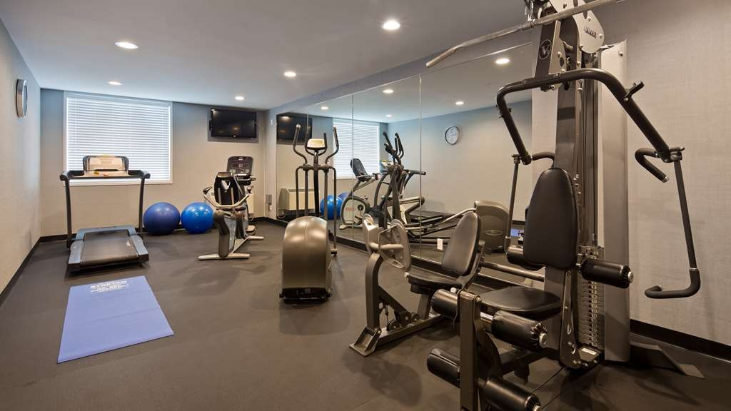 Best Western Plus Toronto Airport Hotel - Club de remise en forme