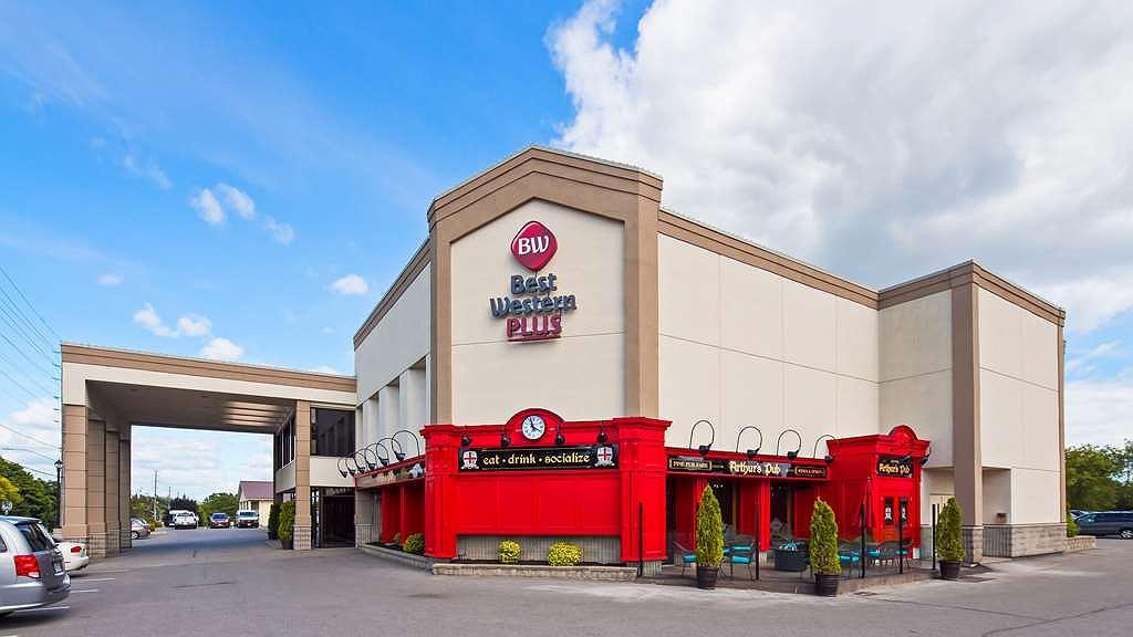 Best Western Plus Cobourg Inn & Convention Centre - Area esterna