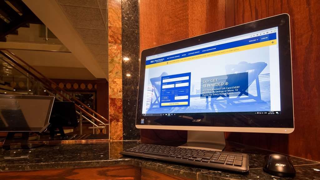 Best Western Plus Cobourg Inn & Convention Centre - Business Center