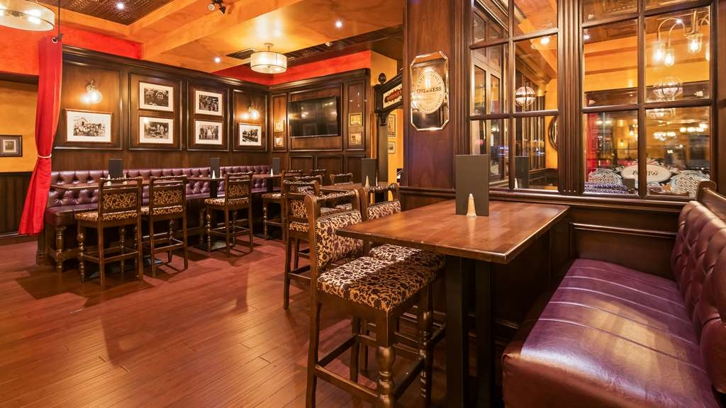 Best Western Plus Cobourg Inn & Convention Centre - Restaurante/Comedor