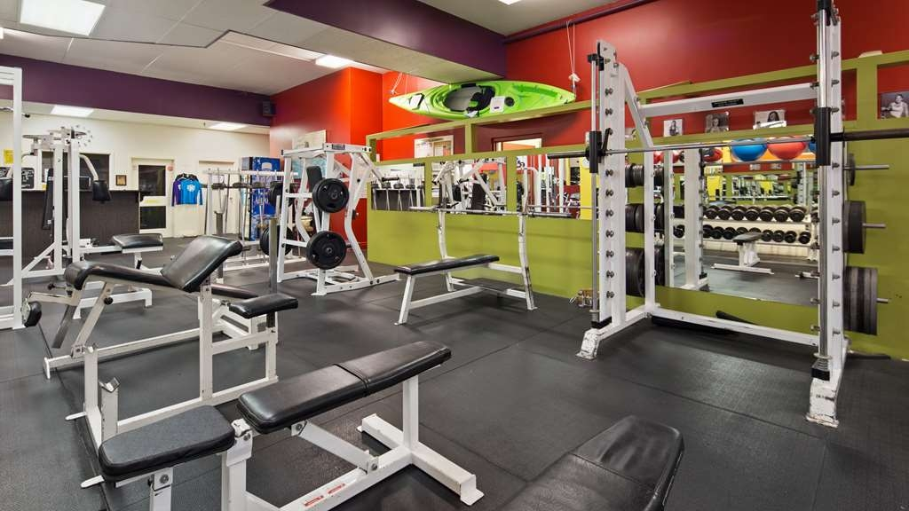 Best Western Pembroke Inn & Conference Centre - Fitnessstudio