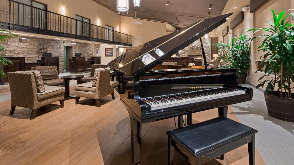 Best Western Pembroke Inn & Conference Centre - Lobbyansicht