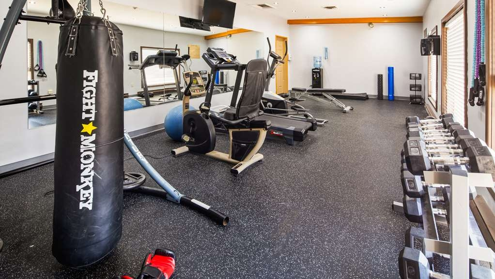 Best Western Little River Inn - Club de remise en forme
