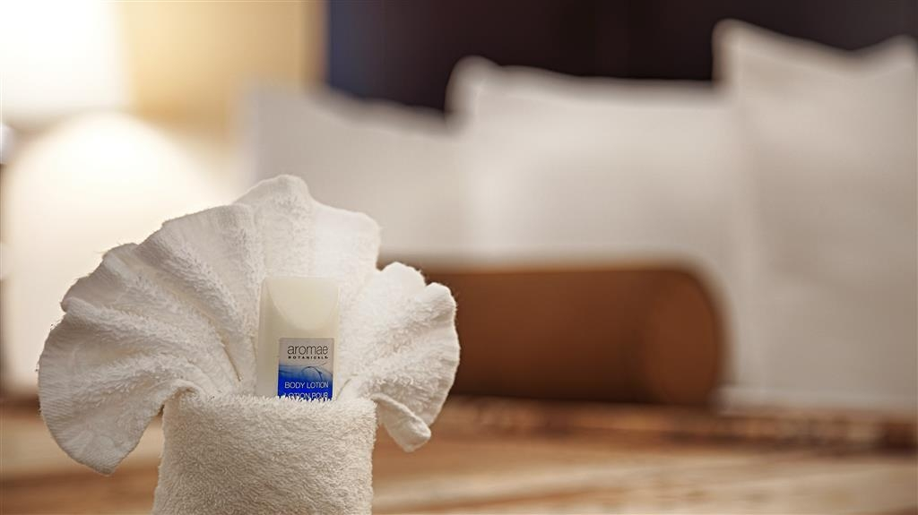 Best Western Smiths Falls Hotel - Guest Bathroom Amenities