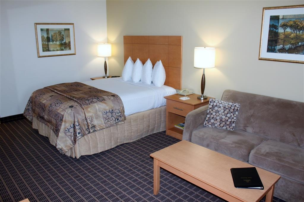 Best Western Smiths Falls Hotel - Chambre