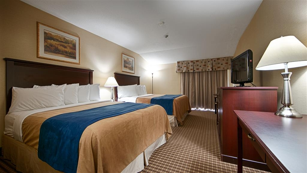Best Western Plus Ottawa Kanata Hotel & Conference Centre - Chambre double