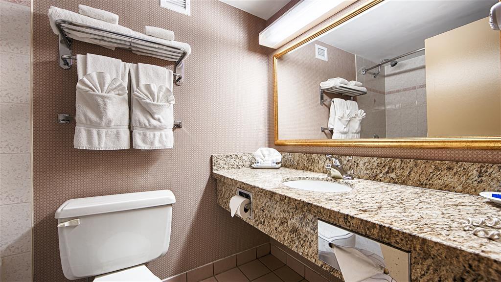 Best Western Plus Ottawa Kanata Hotel & Conference Centre - Salle de bains