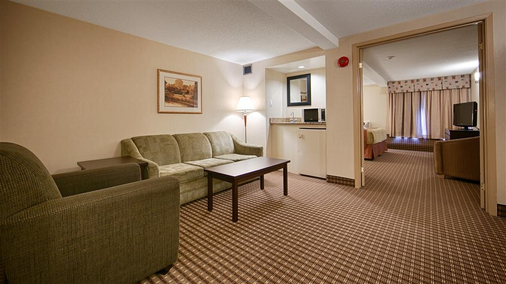 Best Western Plus Ottawa Kanata Hotel & Conference Centre - Suiten
