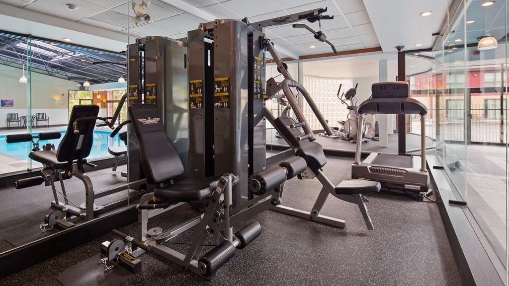 Best Western Plus Ottawa Kanata Hotel & Conference Centre - Club de remise en forme