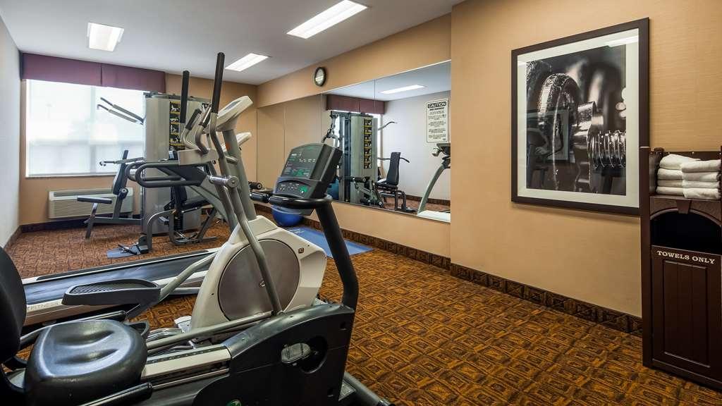 Best Western Plus Barrie - Fitnessstudio