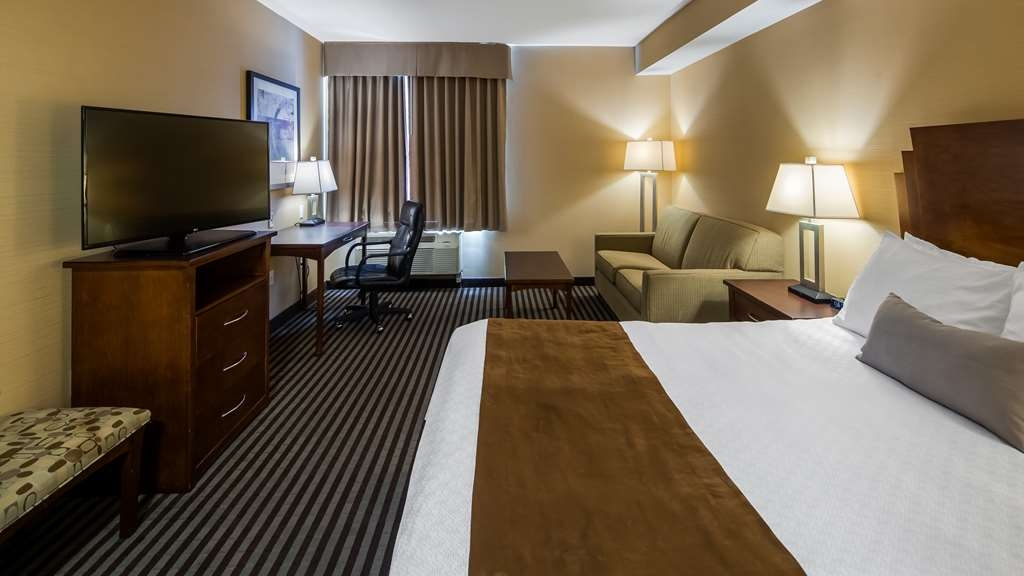 Best Western Plus Barrie - Camere / sistemazione