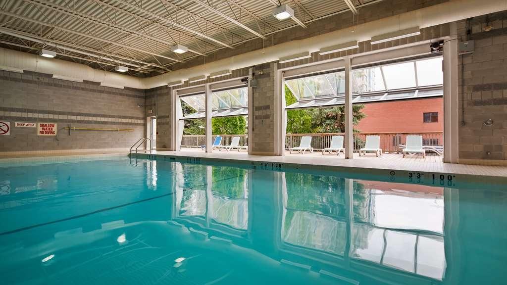 Best Western Parkway Hotel Toronto North - Piscina