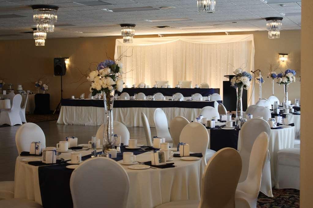 Best Western Plus NorWester Hotel & Conference Centre - salón de baile