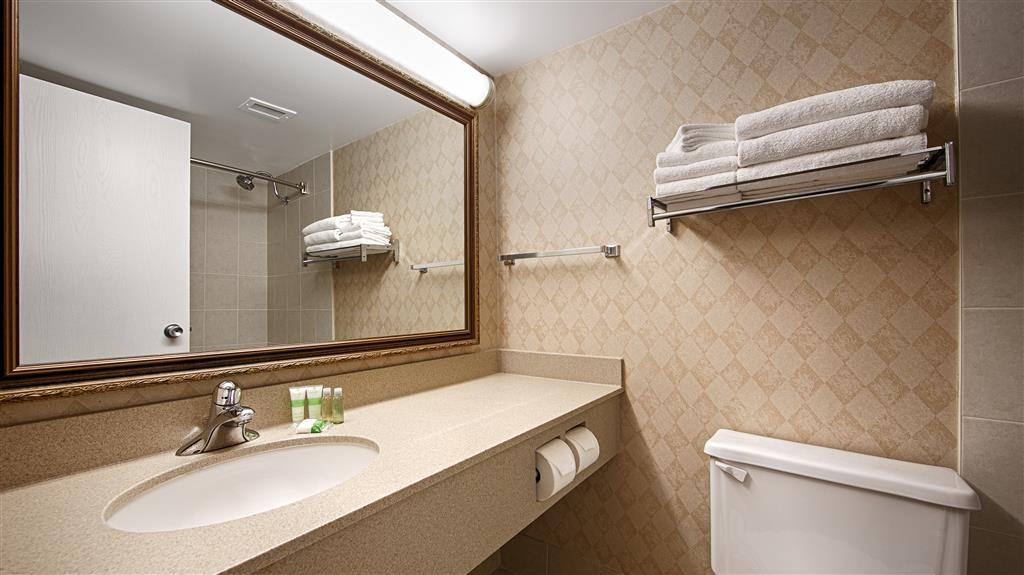 Best Western North Bay Hotel & Conference Centre - Baño