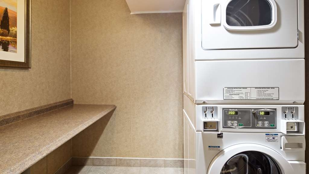 Best Western North Bay Hotel & Conference Centre - Hotel Laundry