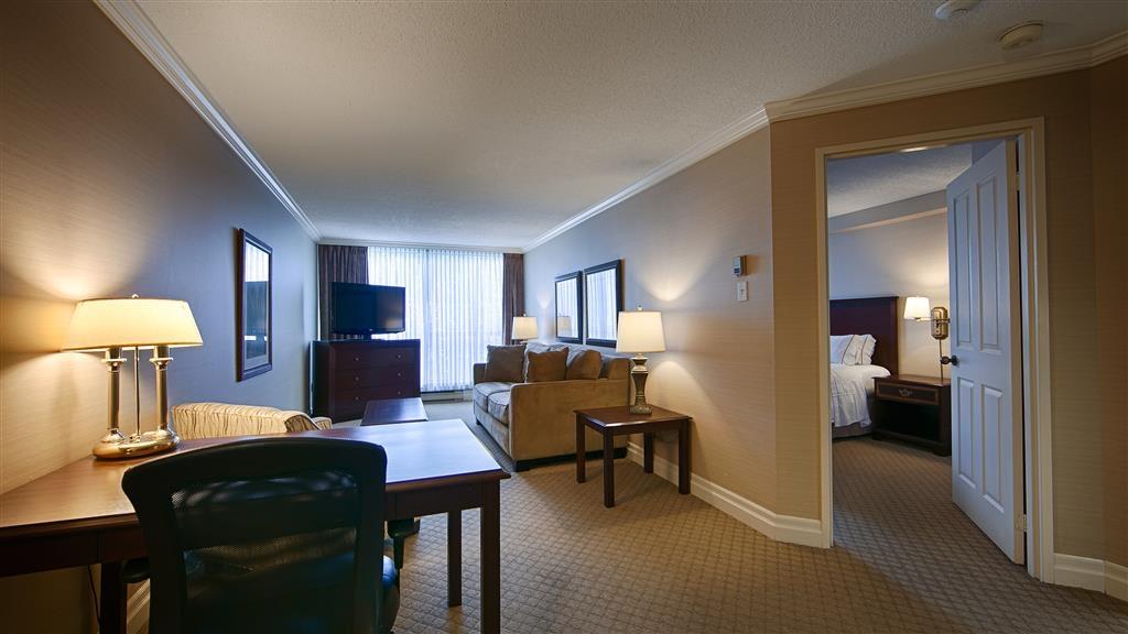 Best Western Plus Ottawa Downtown Suites - Gästezimmer/ Unterkünfte