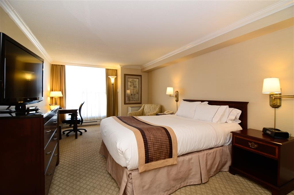 Best Western Plus Ottawa Downtown Suites - Chambre