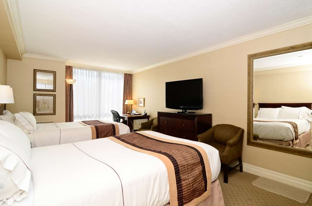 Best Western Plus Ottawa Downtown Suites - standard double