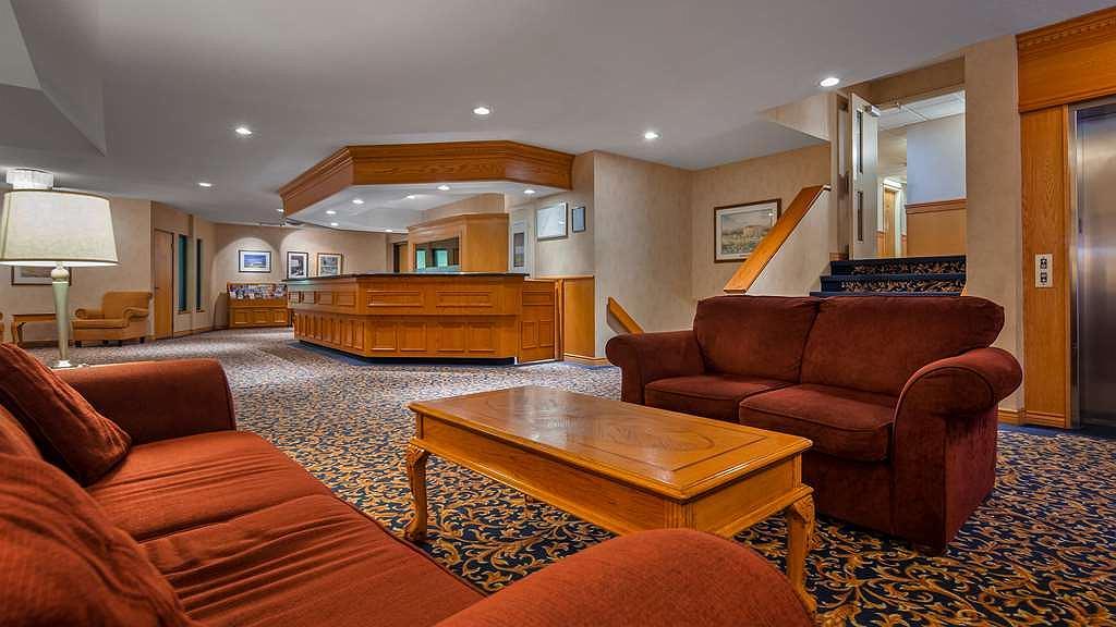 Best Western Plus Otonabee Inn - Lobbyansicht