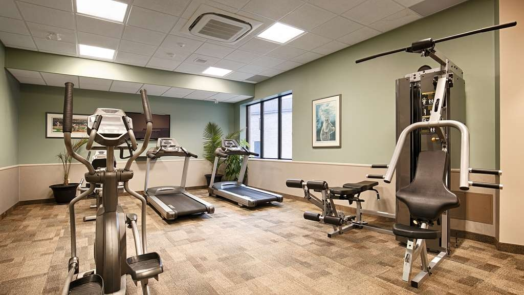 Best Western Plus Otonabee Inn - exercise chambre