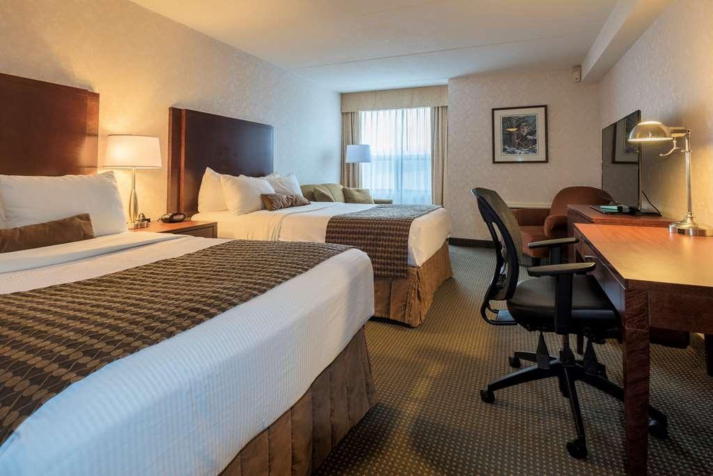 Best Western Plus Otonabee Inn - Standard 2 Double Beds