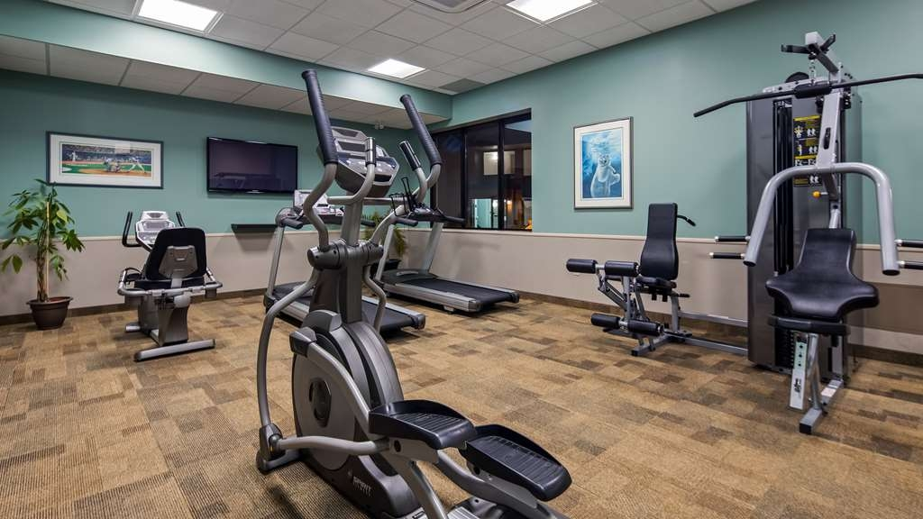Best Western Plus Otonabee Inn - Club de remise en forme