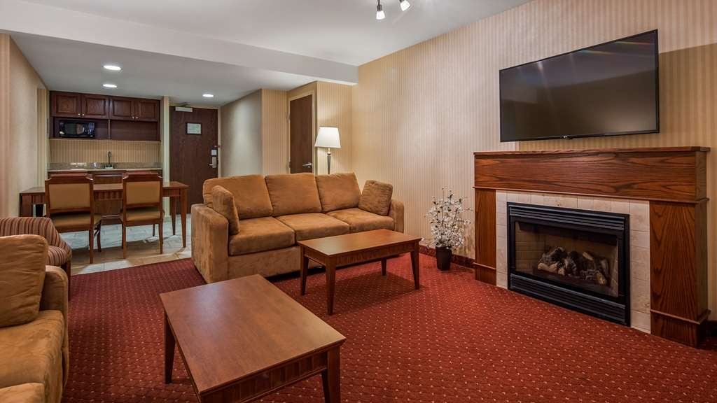 Best Western Plus Otonabee Inn - Your comfort is our first priority. In our guest rooms, you will find that and much more.
