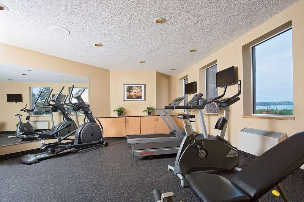 Best Western Inn On The Bay - exercise chambre