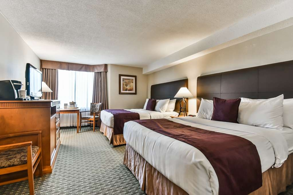 Best Western Plus Cambridge Hotel - Habitaciones/Alojamientos