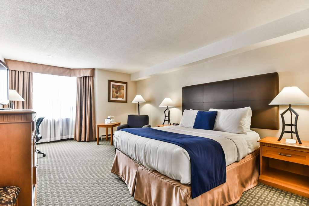 Best Western Plus Cambridge Hotel - Chambres / Logements