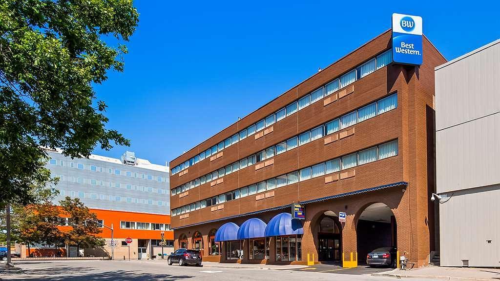 Best Western Downtown Sudbury Centreville - Aussenansicht