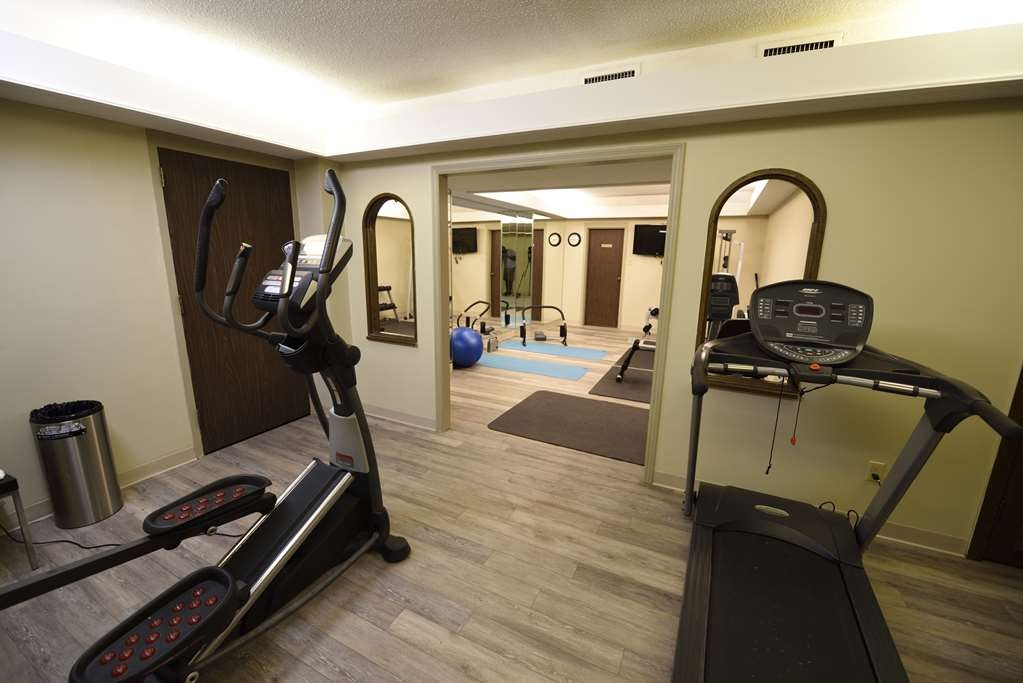 Best Western Downtown Sudbury Centreville - Fitness Center
