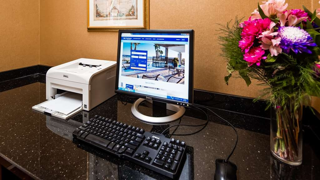 Best Western Downtown Sudbury Centreville - Business Centre